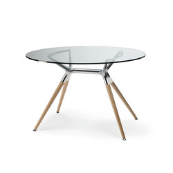 Metropolis 120 Natural | Dining tables | Scab Design