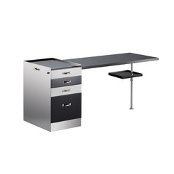 M45 Desk with commode | Escritorios | TECTA