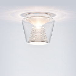 Annex LED Ceiling clear / crystal | General lighting | serien.lighting