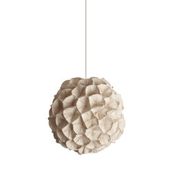 Poppy Hanging Lamp medium | General lighting | Kenneth Cobonpue