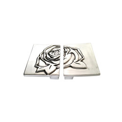 Rose Mini Pad Handle | Pomos | Philip Watts Design