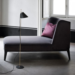 Dragonfly | Chaise longue | Flexform Mood