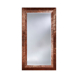 Groove copper | Miroirs | Deknudt Mirrors