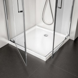 Box quadrato | Shower trays | Idea Group