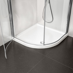 Box semicircolare | Shower trays | Idea Group