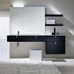 City_comp 01 | Mobili lavabo | Idea Group
