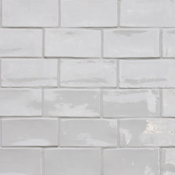Betonbrick Wall White Glossy | Carrelage céramique | TERRATINTA GROUP