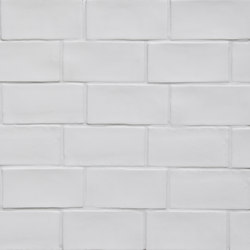 Betonbrick Wall White Matt | Wall tiles | Terratinta Ceramiche