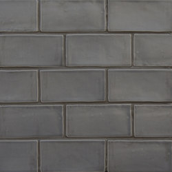 Betonbrick Wall Mud Matt | Wall tiles | Terratinta Ceramiche