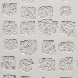 GCTexture Turtle nega white cement - white aggregate | Exposed concrete | Graphic Concrete