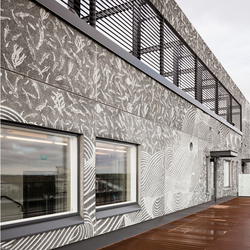 GCPro | Facade design | Graphic Concrete