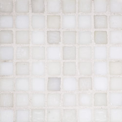 Vetri5 One Five Plus White | Glass mosaics | Terratinta Ceramiche