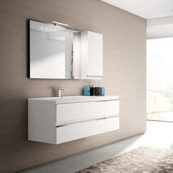 Mistral_nicchia 01 | Lavabos mueble | Idea Group