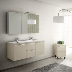 Mistral_nicchia 05 | Mobili lavabo | Idea Group
