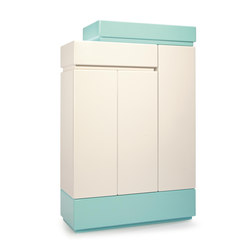 3D Wardrobe | Kids storage furniture | GAEAforms