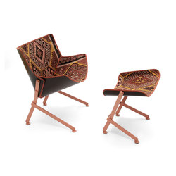 El Santo Kilim | Armchairs | Dante-Goods And Bads