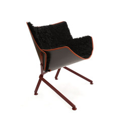 El Santo Fur | Fauteuils | Dante-Goods And Bads