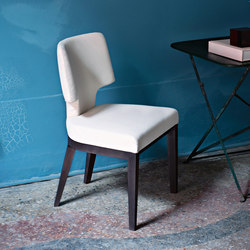 Aline | Restaurant chairs | Flexform Mood