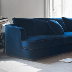 Barret | Modular sofa systems | Flexform Mood