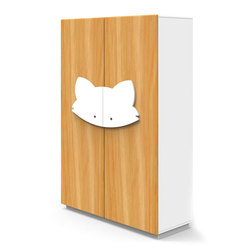 Fox Wardrobe | Kids storage furniture | GAEAforms