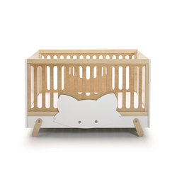 Fox E Crib | Kids beds | GAEAforms