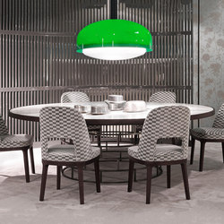 Crown | Tables de repas | Flexform Mood