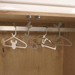 Miki Hangers | Coat hangers | GAEAforms