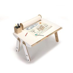 Milky Desk & Accessories | Mesas para niños | GAEAforms