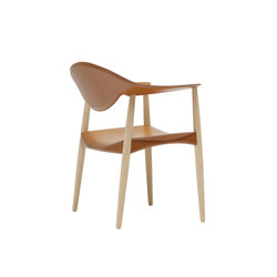 LM92 Metropolitan chair | Lounge chairs | Carl Hansen & Søn