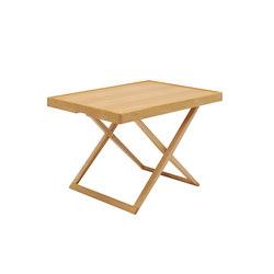 MK98860 Folding Table | Beistelltische | Carl Hansen & Søn