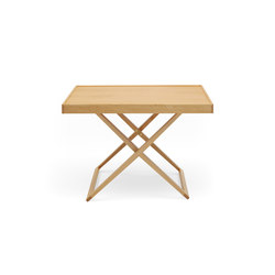MK98860 Folding table | Mesas auxiliares | Carl Hansen & Søn