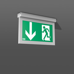 Tenuo Emergency Lighting | Illuminazione d'emergenza | RZB - Leuchten
