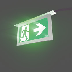 Tenuo Emergency Lighting | Éclairage de secours | RZB - Leuchten