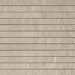 Arch Line | Moka Tortora Brick wall | Mosaics | Ceramica Magica