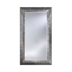 Groove silver | Miroirs | Deknudt Mirrors
