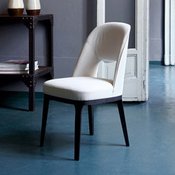 Judit | Visitors chairs / Side chairs | Flexform Mood