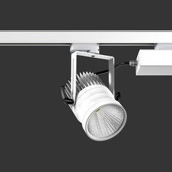 Ralite Spot S Track mounted projectors | Ceiling-mounted spotlights | RZB - Leuchten