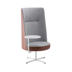 banc High-back chair BC-040 | Lounge chairs | Brunner