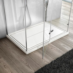 Plano rettangolare | Shower trays | Idea Group