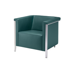 collar Armchair 9051/A | Lounge chairs | Brunner