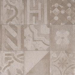 Beton | Provence Decoro Ornement | Carrelage pour sol | TERRATINTA GROUP