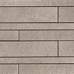 Beton | Provence Brick wall | Ceramic mosaics | Ceramica Magica