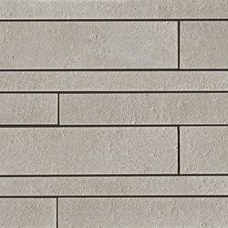 Beton | Ville Brick wall | Ceramic mosaics | Ceramica Magica