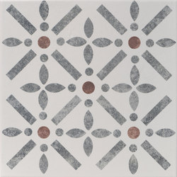 Cementine Patch-07 | Ceramic tiles | Valmori Ceramica Design