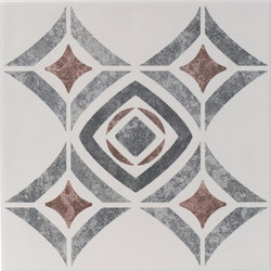 Cementine Patch-19 | Floor tiles | Valmori Ceramica Design