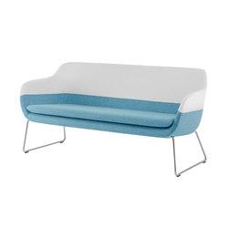 crona lounge Sofa 6386/A | Lounge sofas | Brunner