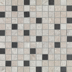 Blend Stone | Mosaic F | Ceramic mosaics | TERRATINTA GROUP