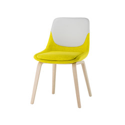 crona Chair 6377 | Restaurant chairs | Brunner