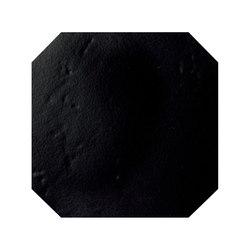 Le Crete Octagon Terra Nera | Piastrelle ceramica | Valmori Ceramica Design
