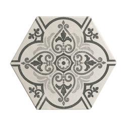 Ornamenti Higashi Terra Bianca | Piastrelle ceramica | Valmori Ceramica Design